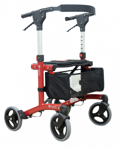 Andador-Walker Plus-Vinho